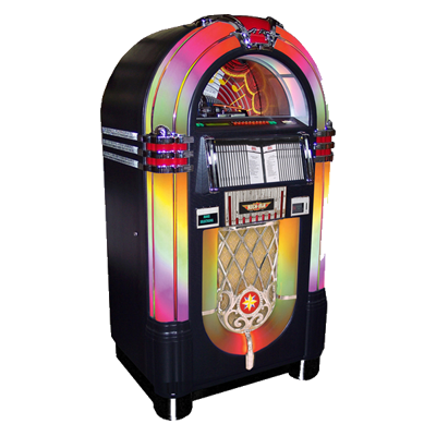 Jukebox Bubler Black